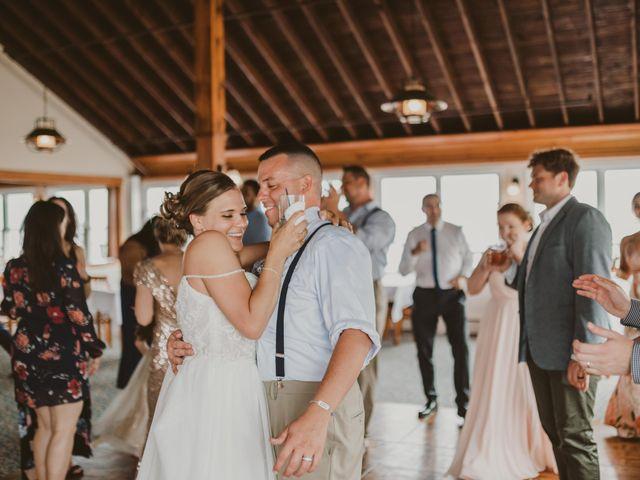 Adam and Christine's Wedding in West Dennis, Massachusetts 113