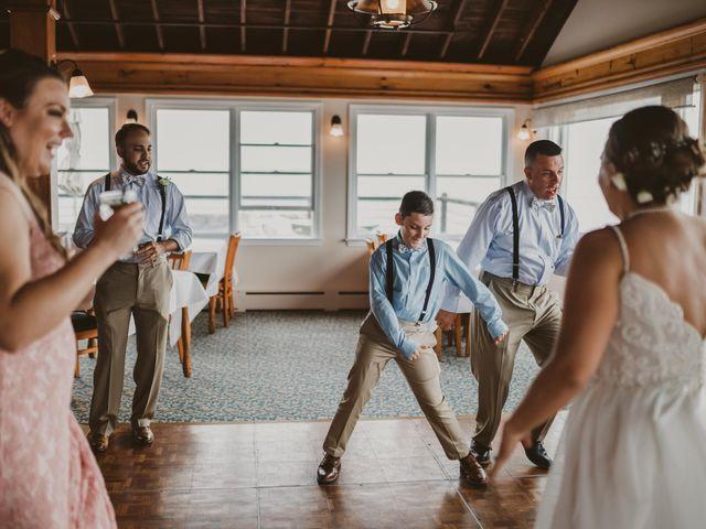 Adam and Christine's Wedding in West Dennis, Massachusetts 116