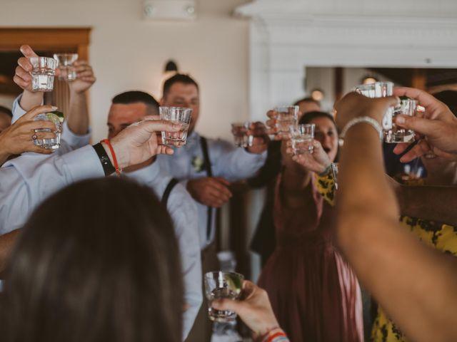 Adam and Christine's Wedding in West Dennis, Massachusetts 118