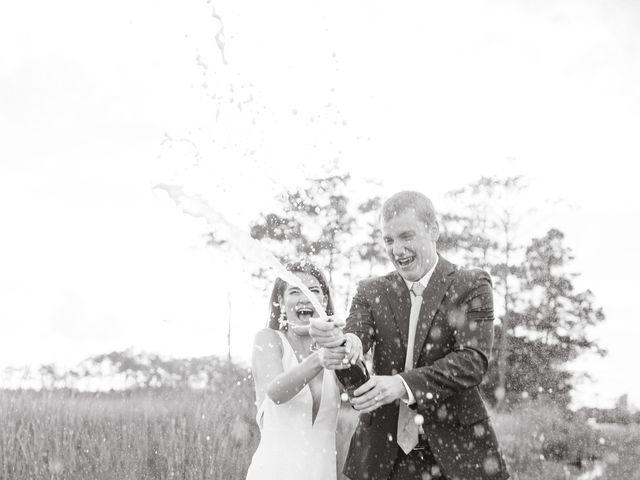 Jared and Bailey's Wedding in Manteo, North Carolina 3
