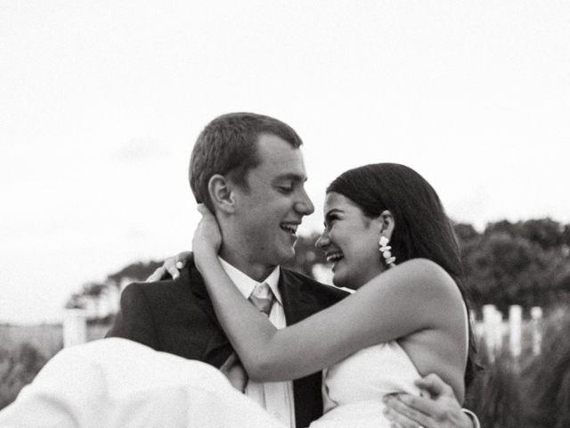 Jared and Bailey's Wedding in Manteo, North Carolina 4