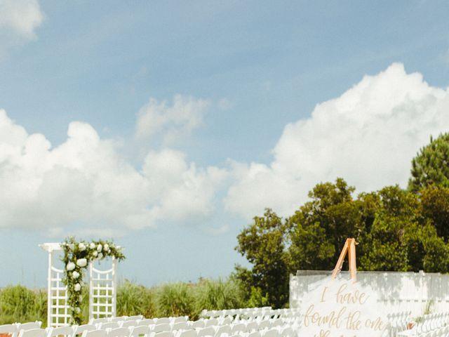 Jared and Bailey's Wedding in Manteo, North Carolina 13