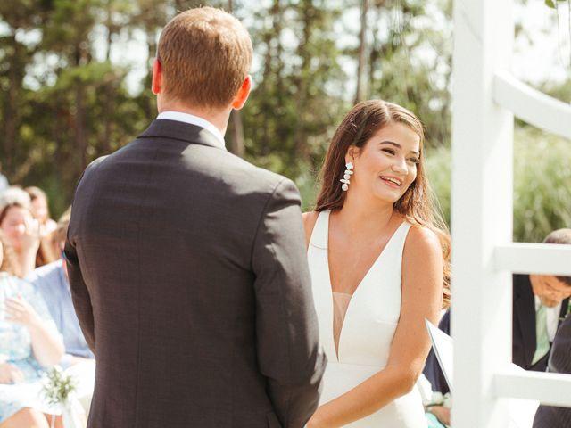 Jared and Bailey's Wedding in Manteo, North Carolina 17