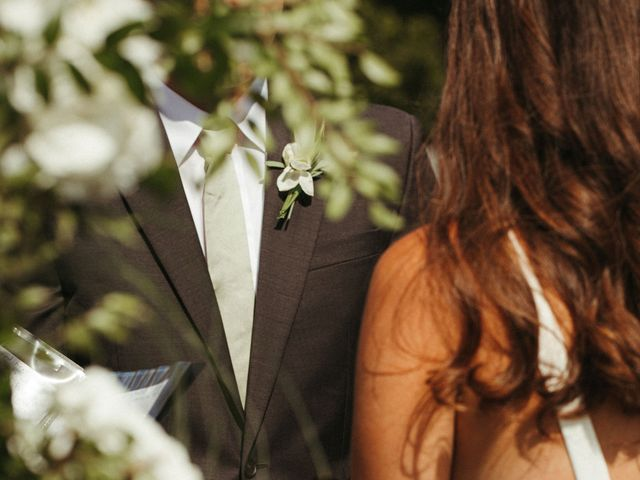 Jared and Bailey's Wedding in Manteo, North Carolina 18
