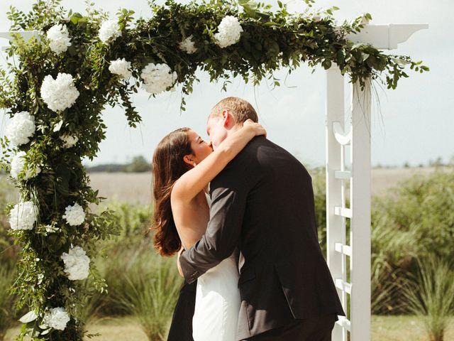 Jared and Bailey's Wedding in Manteo, North Carolina 19