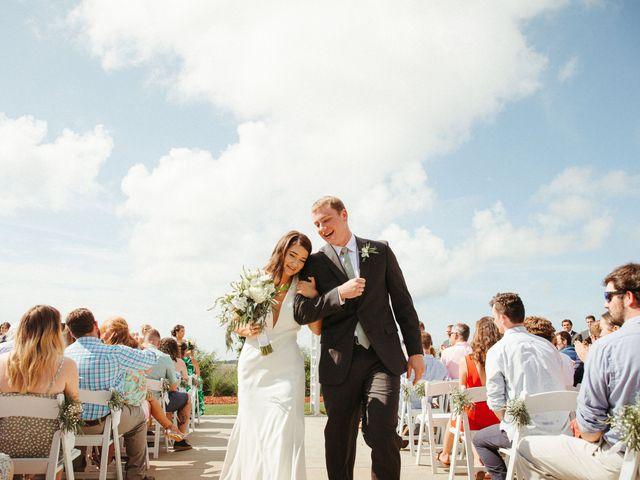 Jared and Bailey's Wedding in Manteo, North Carolina 20