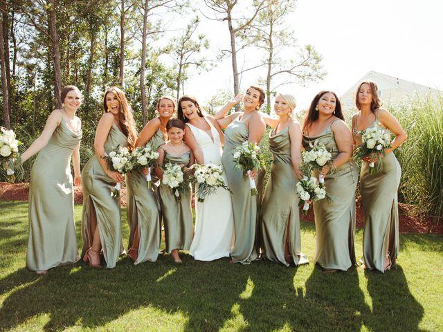Jared and Bailey's Wedding in Manteo, North Carolina 21