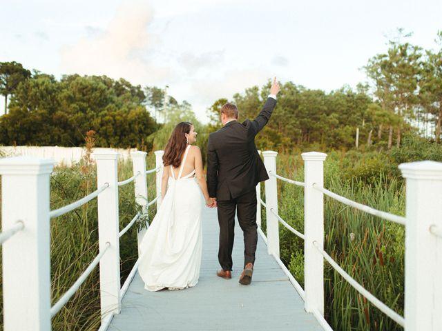 Jared and Bailey's Wedding in Manteo, North Carolina 23