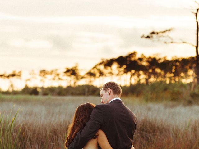 Jared and Bailey's Wedding in Manteo, North Carolina 24