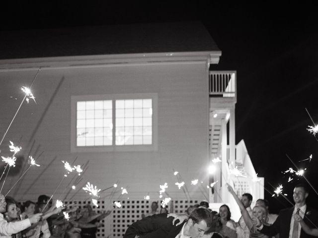Jared and Bailey's Wedding in Manteo, North Carolina 32