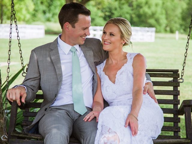 Whitney and Chris's Wedding in Nashville, Tennessee 19