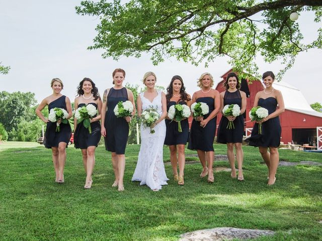 Whitney and Chris's Wedding in Nashville, Tennessee 5