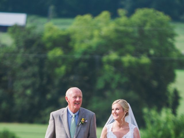 Whitney and Chris's Wedding in Nashville, Tennessee 7