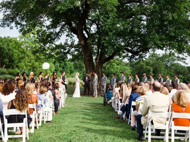Whitney and Chris's Wedding in Nashville, Tennessee 8