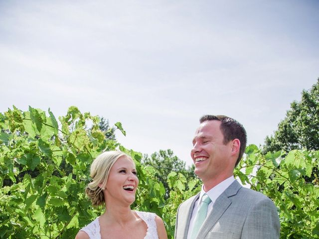 Whitney and Chris's Wedding in Nashville, Tennessee 12