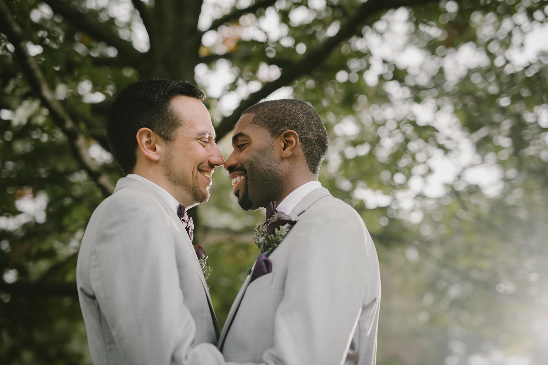 Thomas and Arreon's Wedding in Philadelphia, Pennsylvania