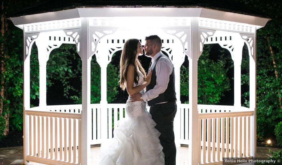 Bill and Emily's Wedding in West Bridgewater, Massachusetts