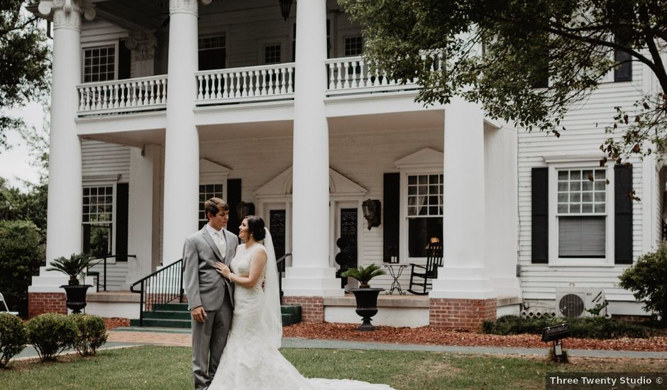 Devan and TIffany's Wedding in Hammond, Louisiana