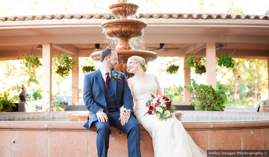 Ian and Jennifer's Wedding in Sonoma, California