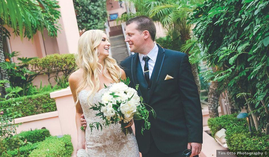 Dustin and Sarah's Wedding in La Jolla, California