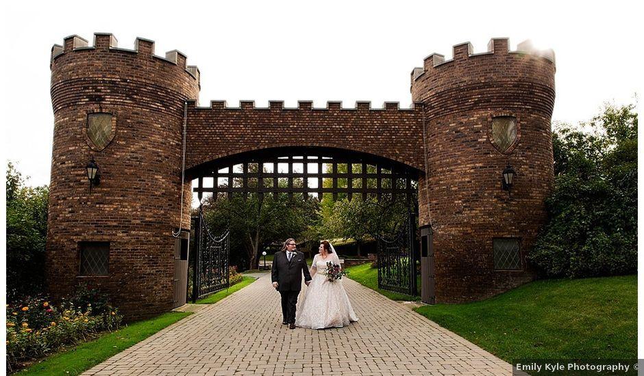 Rob and Christine's Wedding in Lake Orion, Michigan