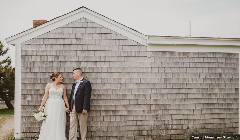 Adam and Christine's Wedding in West Dennis, Massachusetts