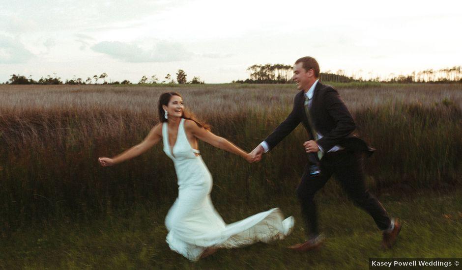 Jared and Bailey's Wedding in Manteo, North Carolina