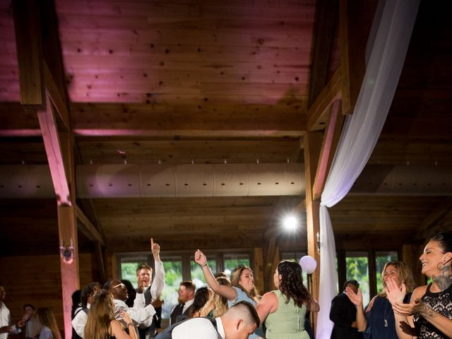 James and Paige's Wedding in Sunset, South Carolina 3