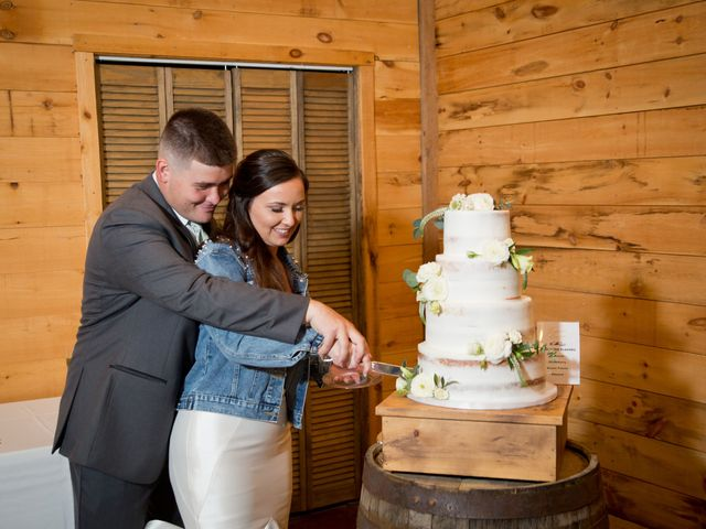 James and Paige's Wedding in Sunset, South Carolina 7