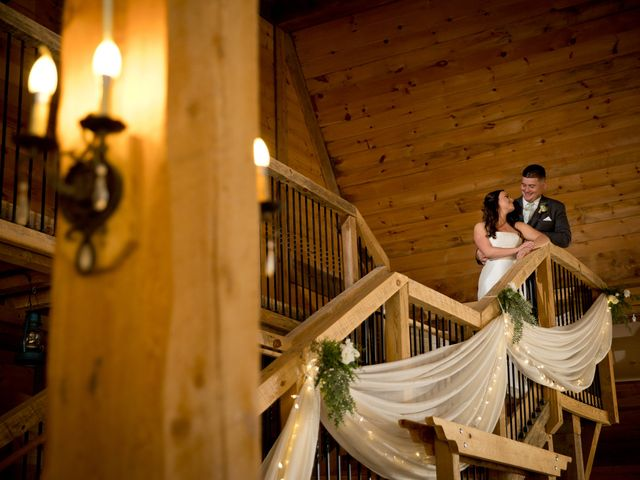 James and Paige's Wedding in Sunset, South Carolina 23