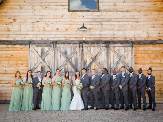 James and Paige's Wedding in Sunset, South Carolina 34