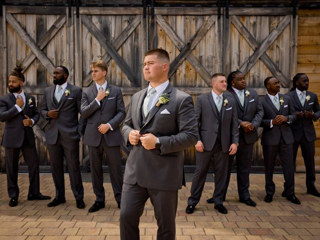 James and Paige's Wedding in Sunset, South Carolina 35