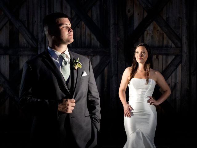James and Paige's Wedding in Sunset, South Carolina 2