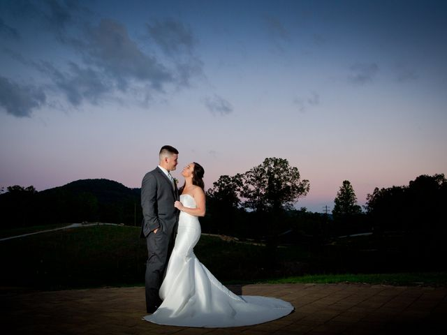 James and Paige's Wedding in Sunset, South Carolina 41