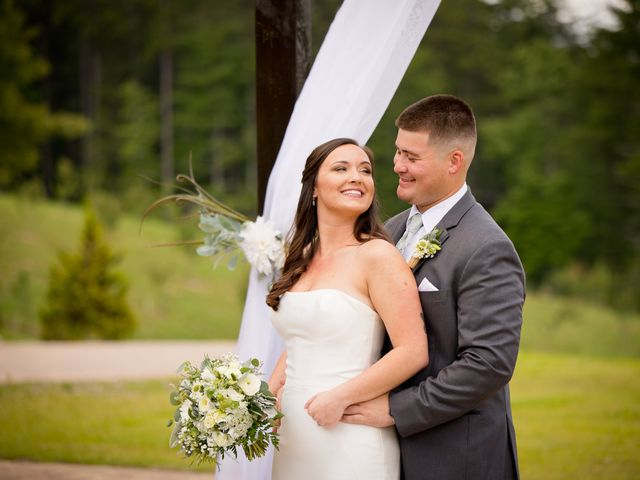 James and Paige's Wedding in Sunset, South Carolina 46