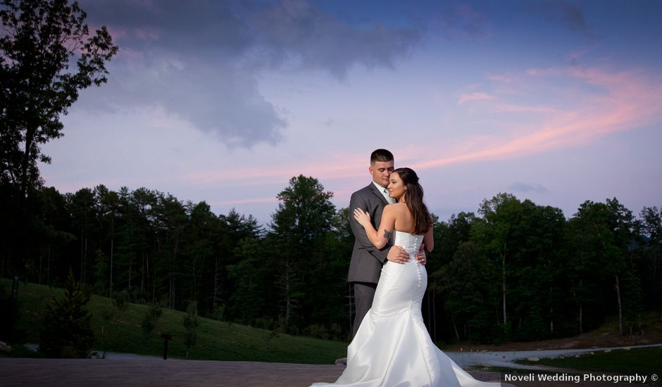 James and Paige's Wedding in Sunset, South Carolina