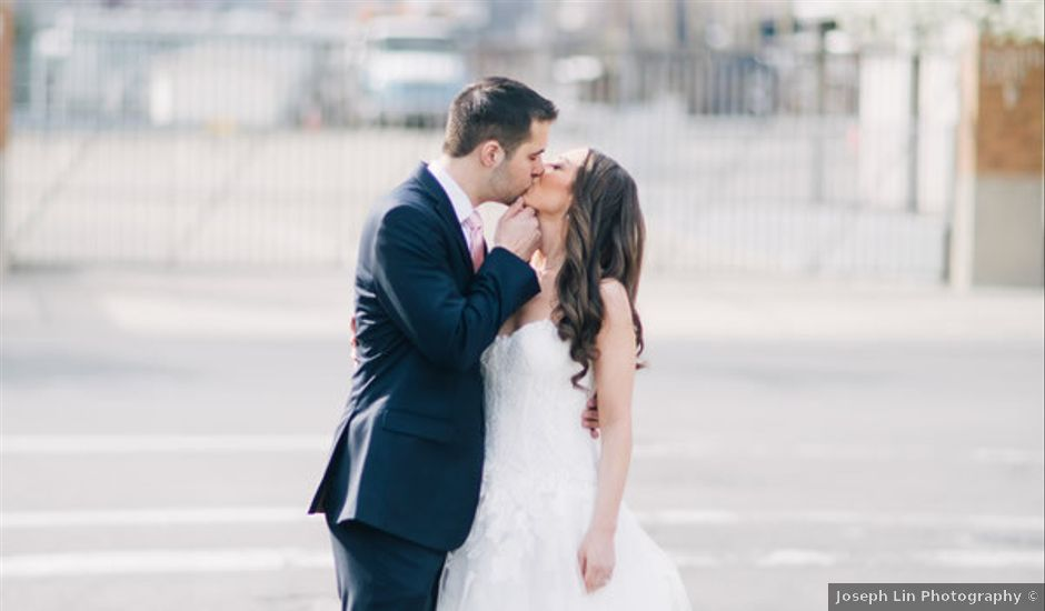 April and Michael's Wedding in Long Island City, New York