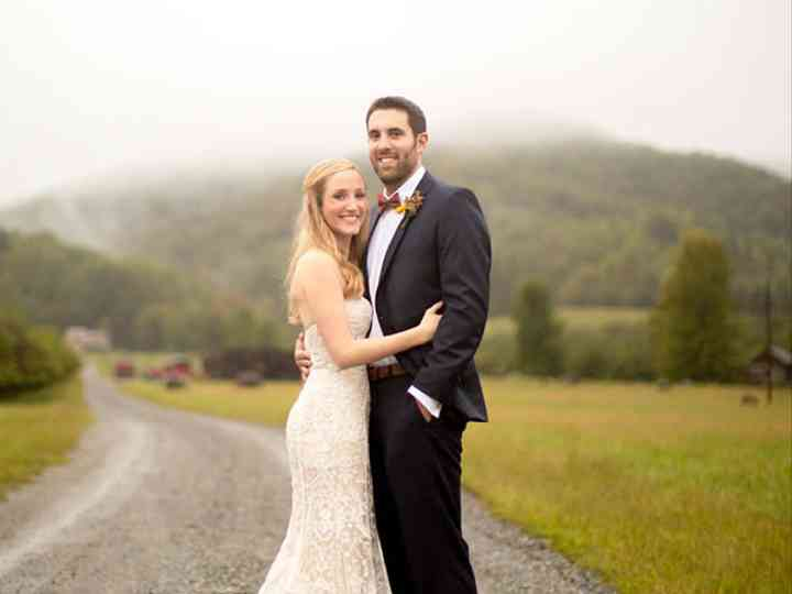 The wedding of Ryan and Katey