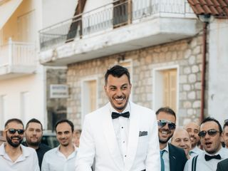 The wedding of Spyros and Betty 3