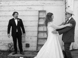 The wedding of Morgan and Kayte 3