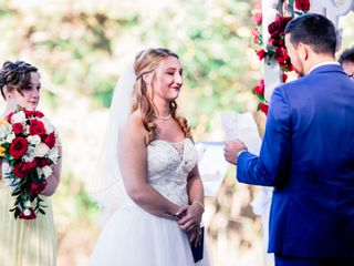 The wedding of Brittany and Matthew 2