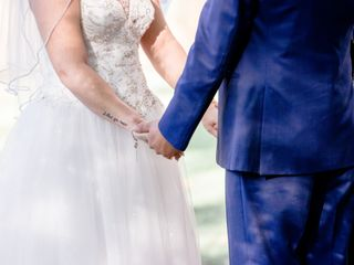 The wedding of Brittany and Matthew 3