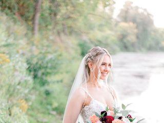 The wedding of Tasha and Jason 2