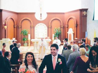 Katie and Cory's Wedding in West Palm Beach, Florida 14