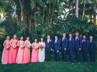 Katie and Cory's Wedding in West Palm Beach, Florida 16