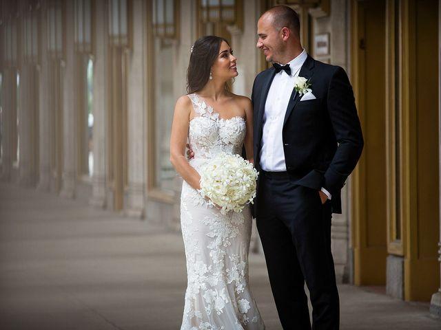 Michael and Lauren's Wedding in Chicago, Illinois 14