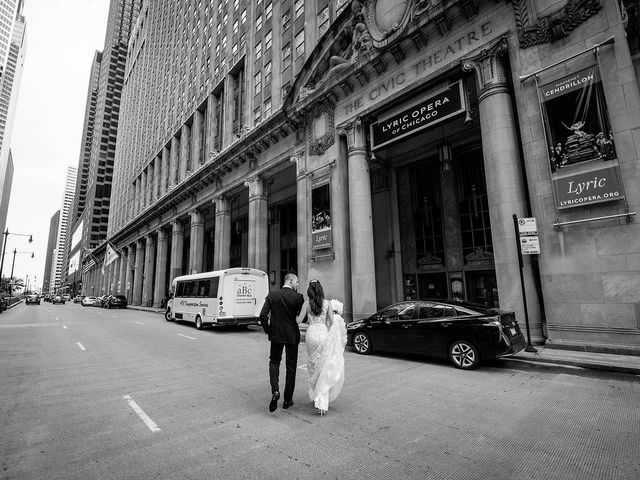 Michael and Lauren's Wedding in Chicago, Illinois 24
