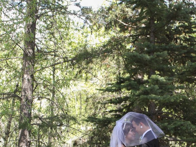 Stephanie and Zack's Wedding in Silverthorne, Colorado 4