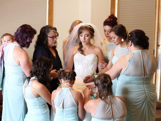 Stephanie and Zack's Wedding in Silverthorne, Colorado 1