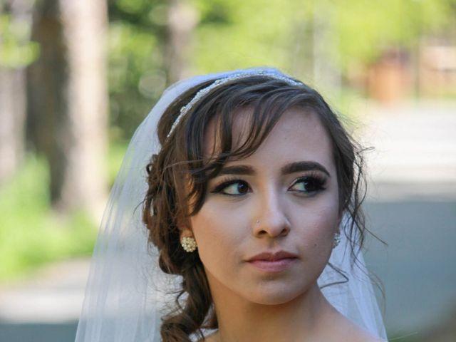 Stephanie and Zack's Wedding in Silverthorne, Colorado 7